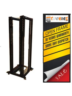 18U Open Frame Server Racks 19 INCH 600 x 600